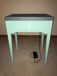 Refurbished Antique Sewing Table Canterbury, 03224