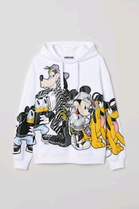 H&Moschino Hooded Shirt with  536 km
