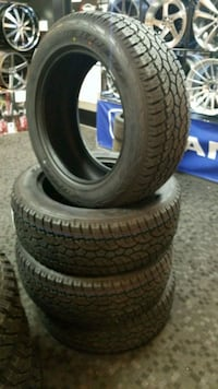 All terrain tires: no credit check/only $40 down Burbank, 60459