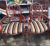Spider back chairs Edmonton, T5A 4A5
