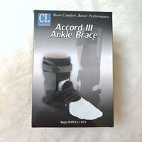 Accord 3 Ankle Brace(new in box) Bowie, 20721