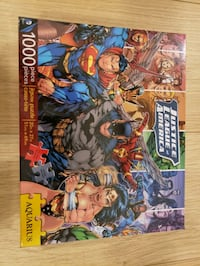 DC Justice League Puzzle