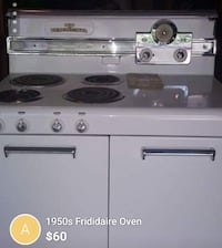 1950s stove/oven  Hedgesville, 25427