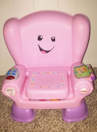 Fisher price laugh and learn smart chair College Station, 77840