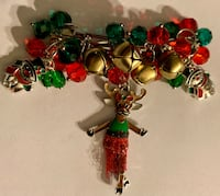 Christmas Hair Barrettes Pasadena, 21122