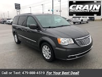 2016 Chrysler Town & Country Touring Springdale, 72762