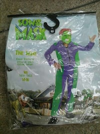 Son of Mask Halloween costume Wantage, 07461