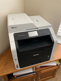 Brother all-in-one color laser printer MFC-9330CDW Silver Spring, 20902