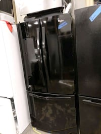 "33"" french doors refrigerator"