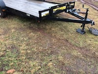 Car trailer 16 foot deck TWF 7000 pounds Lewisberry, 17339