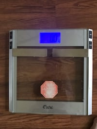 Weight watcher scale 62 km