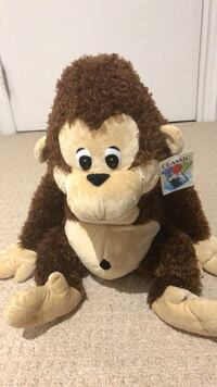 New Stuffed Monkey Vaughan, L6A 4H5