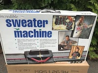INCREDIBLE SWEATER MACHINE BRAND NEW IN THE BOX Oakland