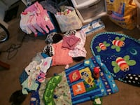 toddler's assorted clothes Junction City, 66441