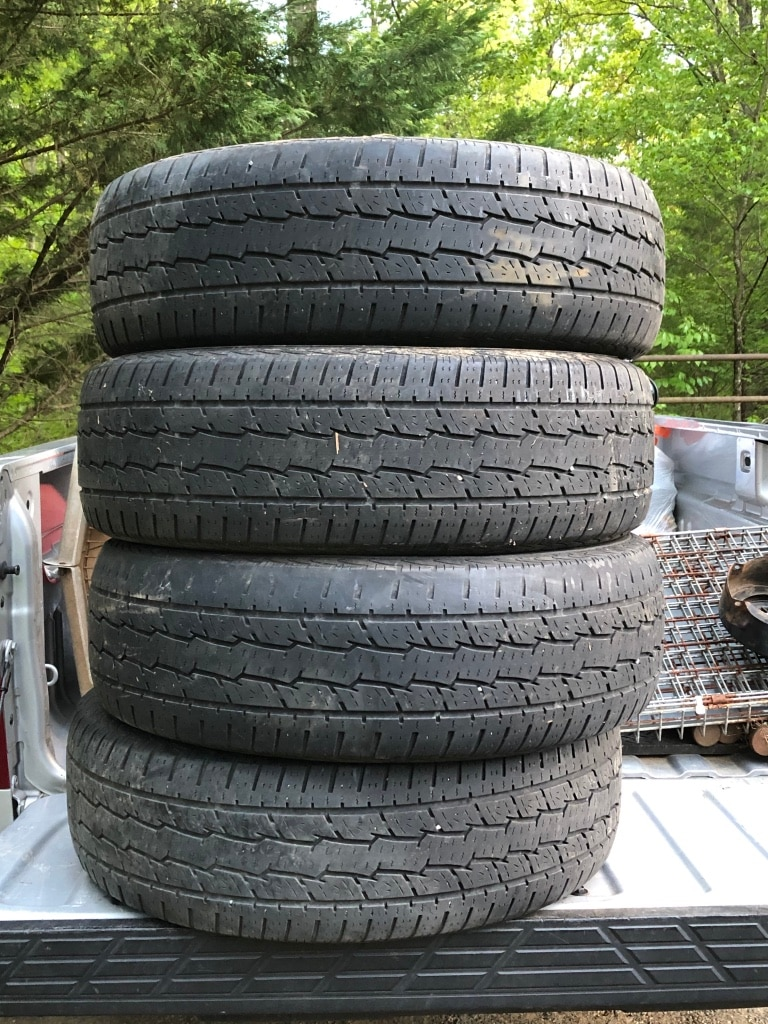 Photo General Grabber Truck Tires