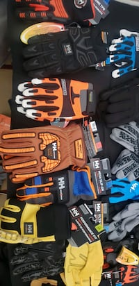 Brand new high grade work gloves
