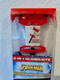 The Amazing Spider-Man Glider Kite