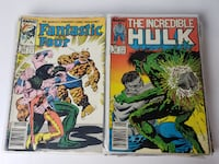 MARVEL COMIC BOOK LOT OF 30 - SPIDERMAN, THOR, CAPTAIN AMERICA, AND MORE 608 km
