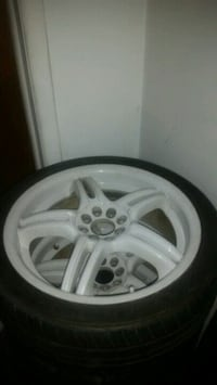 """18"""" racing tires and rims Orem"""