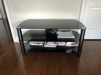 Black Glass Table! TV Table for All Size TVs! Vaughan, L4H 3T4