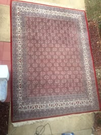 Big beautiful handmade antique Persian rug in great condition! Sterling, 20164