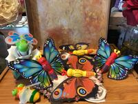 Adorable! Wind up Movable Butterfly Party Favors Gainesville, 20155
