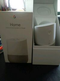 New Google Home $50 don't need got as gift already have Des Moines, 50315