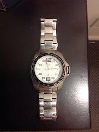Tommy hilfigure original watch silver bracelet