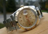 Rolex datejust turn o graph solid gold - read ???? New York, 10014