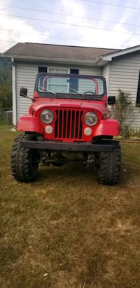 1979 Jeep CJ5 Renegade Knoxville