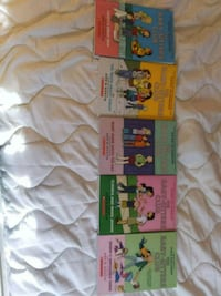 Books 1-5 of The Baby-Sitters Club Nashville, 37207