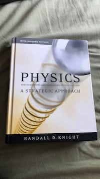 Physics For Scientists And Engineers University Textbook