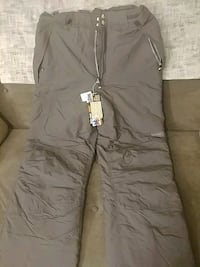 New Snow Pants Size L  Vancouver, V5X 1R8