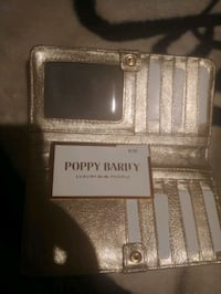 Poppy barely wallet