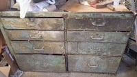 Metal drawers Milton, 03851