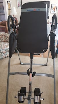 Ironman inversion table excellent condition 40 km
