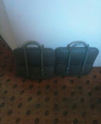 gray travel luggage Evansville, 47711