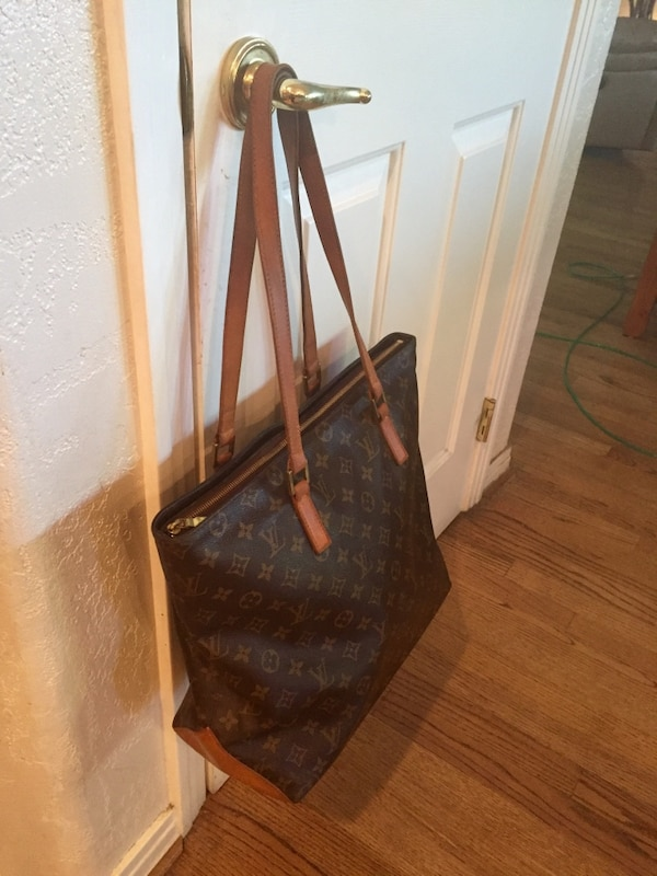 e5c03bdb Beautiful Vintage Louis Vuitton Large Mezzo Tote AR0030