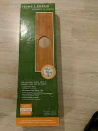 4 Boxes Solid Bamboo Flooring