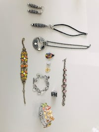 Jewellery set (all included) new. Vancouver, V6B 3P3