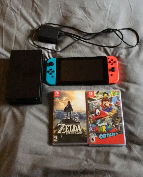 Used Nintendo Switch For Sale In Miller Place