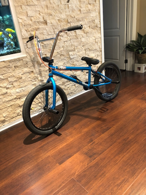 Used Hutch Bmx Bike Fully Customized For Sale In Vaughan Letgo