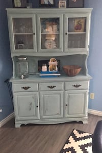Painted hutch Kitchener, N2E 2T6