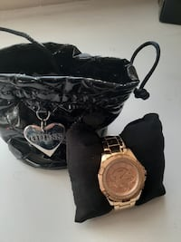 Rose Gold Guess Watch Surrey, V3S 1Y8