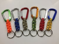 Handmade Paracord Key Holder  Puyallup, 98375