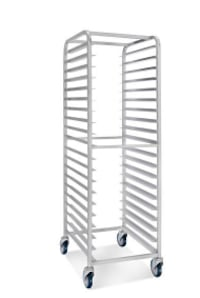 Mobile Pan Rack with cover