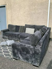 Gorgeous Grey Sectional, DELIVERY AVAILABLE