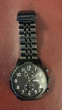 Fossil Watch In Mint Condition $80