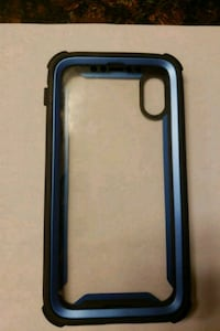 black and blue iPhone case Lubbock, 79415