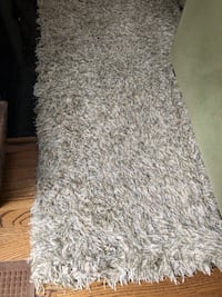 Area Rug and Rug Pad CHICAGO